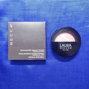 Laura Geller & Becca Make up bundle